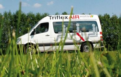 Bespaar € 7.600,- met TriflexAIR ECOdrive!