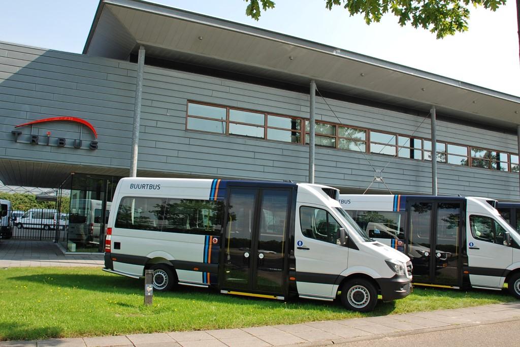 Onlangs leverde Tribus 14 exemplaren van de Civitas Economy aan de provincie Noord-Holland.